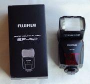 Fujifilm EF-42 Kompaktblitz - neuwertig