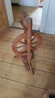 Spinnrad Marke Delft