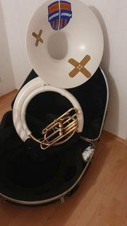 Jupiter Sousaphon zu verkaufen