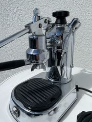 La Pavoni Siebträger Handhebel Espressomaschine