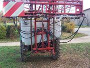 Holder 600l Feld Spritze Pflanzenschutzspritze
