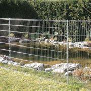 Teichschutzzaun Kleintiergehege neuwertig