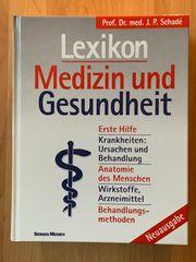 Buch - Lexikon - Medizin und Gesundheit