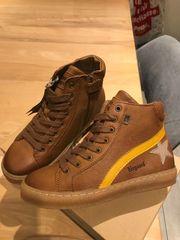 Bisgaard Leder TEX Sneaker in