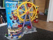 Playmobil Riesenrad und Schiffschaukel Nr