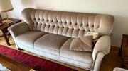 Polstergarnitur Sofa plus 1 Sessel -