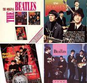 BEATLES 4 CD S
