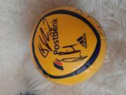 Fussball mit Original KSC SPIELER