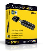 Soundkarte Terratec Aureon Dual USB