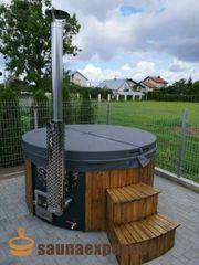 Badezuber GFK Whirlpool - Ofen V4A