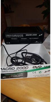 Video- Stabilisator DVD
