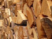 Brennholz aus Fichte