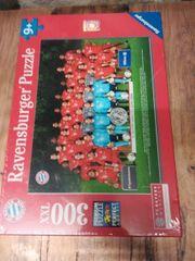 FC Bayern München Puzzle XXL