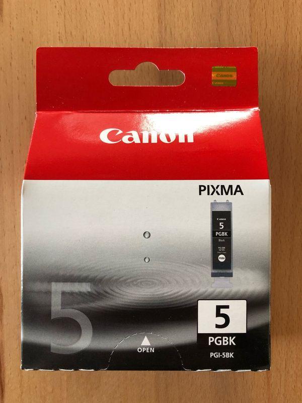 Canon Druckerpatronen Set