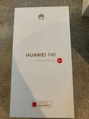 HUAWEI p40 Black 128gb Dual