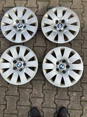 Radkappen für Stahlfelgen BMW 5er
