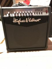 Hughes Kettner ATTAX 50 AMP