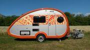 Wohnwagen t b400