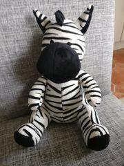 Zebra - Kuscheltier