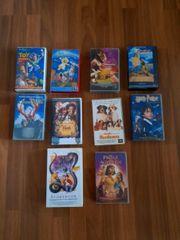 Kinder VHS Kassetten