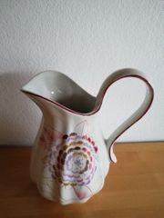 ALTER Ital Waschkrug handbemalt ANGEBOT