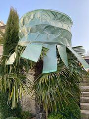 Frostschutzhaube für Palmen
