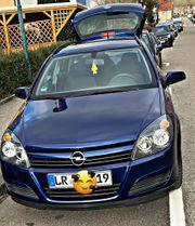 Opel Astra H Caravan