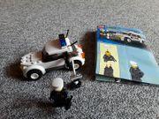 Lego 7236 City Streifenwagen komplett