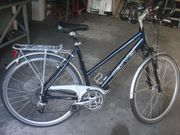 2 x Trekkingbike 1 x
