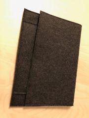 Grau grüne Lapttoptasche für 12