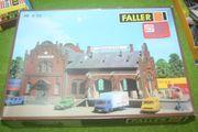 Faller H0-B-153 Lagerhaus Müller Cie