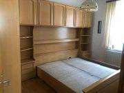 Schlafzimmermöbel Schrankwand und Bettgestell