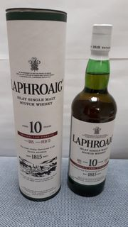 Whisky Laphroaig 10y Cask Strength