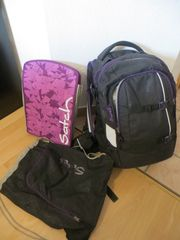 Satch Pack by Ergobag Purple