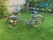 Damen Fahrrad der Marke Herkules