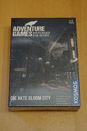 Adventure Games - Die Akte Gloom
