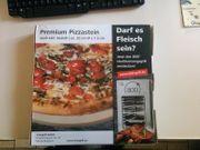 Pizzastein - Brotbackstein - Schamottstein - 33cm mit