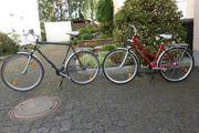 Damen- und Herren Trekkingrad Recker