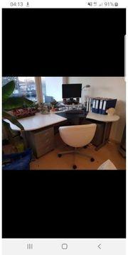 wie neu Ikea Schreibtisch mit