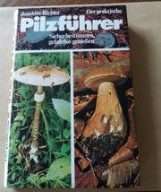PILZFÜHRER aus dem Jahre 1980
