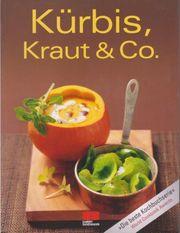 Kürbis Kraut Co Buch