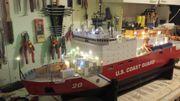 USCGC Healy Forschungsschiff 1 100