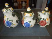 Villeroy Boch Bauernblume Kaffee Tee
