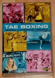 Video-Kassette - Tae-Boxing - Fitness- Aerobic Kickboxing