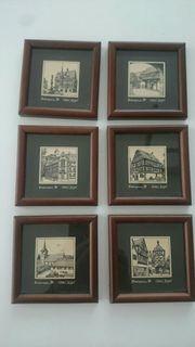 Miniaturgraphiken Bietigheim-Bissingen