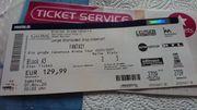Fantasy Konzert Ticket