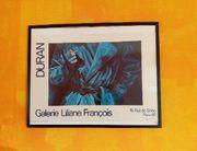 Bild Druck DURAN Galerie Liliane