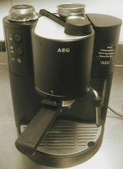 Barista AEG wek 0087 SiebträgerEspressomaschine