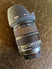 SIGMA Universalzoom 18-200 für Nikon