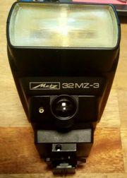 Metz Mekablitz32mz3Mit SCA 3101 gebraucht